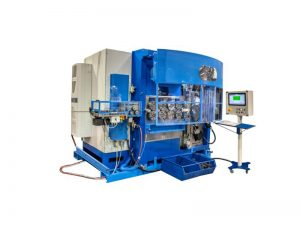 COM CNC - Spring coilers