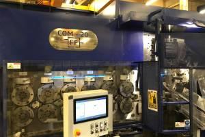 Brand new COM-20 CNC S installed